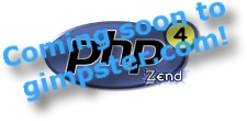 PHP4 is coming to gimpster.com!
